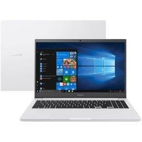 "Notebook Samsung Book Intel I3 3.0GHz 4GB HD 1TB 15.6"" LED FHD Windows 10 Home Branco Samsung"