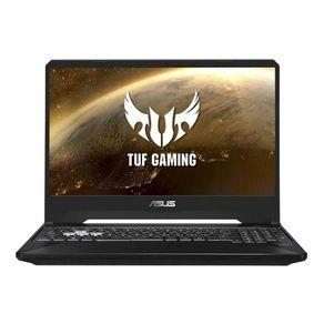 "Notebook Gamer TUF FX505GT Intel Core i5 9300H 2.4 GHZ 15.6"" LED FHD 8GB HD 1TB Placa de Video Geforce GTX 1650 4GB Windows 10 Home Preto Asus"
