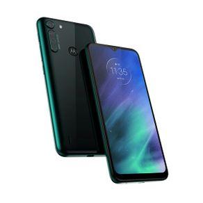 Smartphone Motorola One Fusion Dual 4G Android 10 128GB Cam Quadrupla 48MP+8MP+5MP+2MP Frontal 8MP Tela 6.5