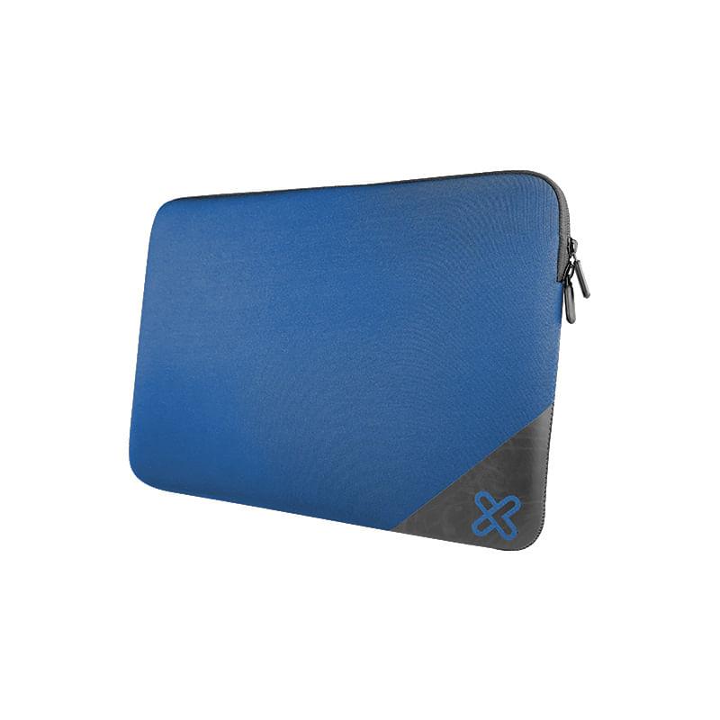 "Case para Notebook 15,6"" Neoprene NeoActive Azul KNS-120BL - Klip Xtreme"