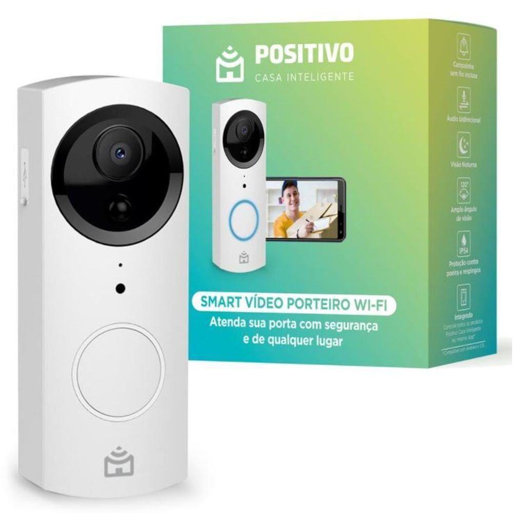 Dispositivo Smart Video Porteiro Positivo