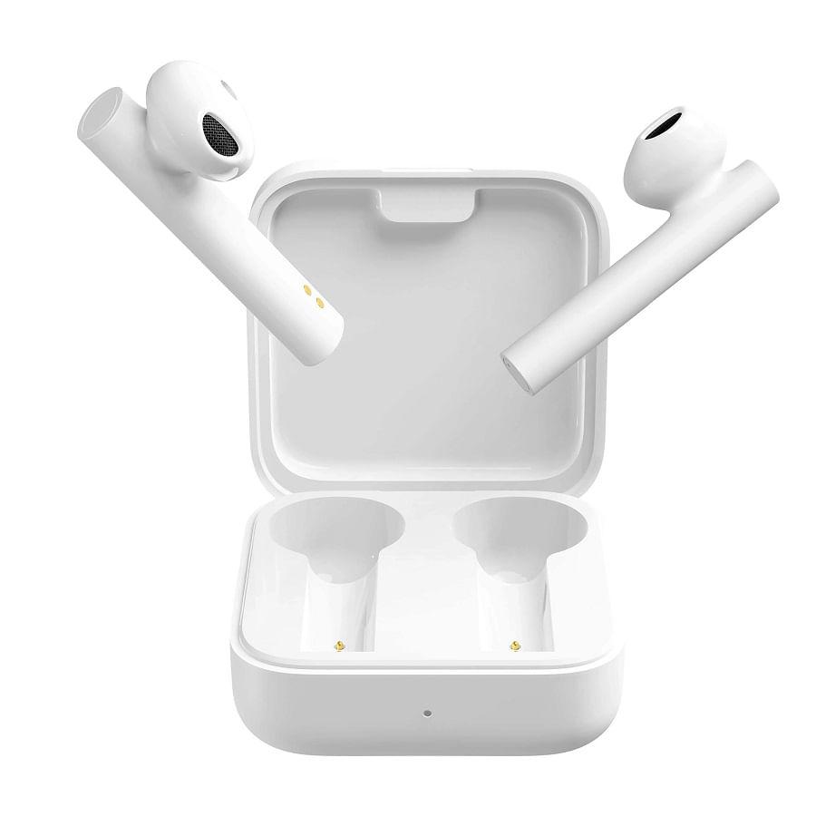 Fone de Ouvido Intra Auricular Earbuds Basic 2 TWS Bluetoth Branco Xiaomi
