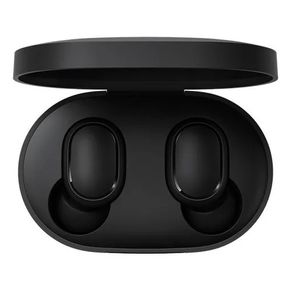 Fone de Ouvido Intra Auricular Earbuds Basic 2 TWS Bluetoth Preto Xiaomi