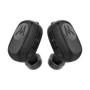 Fone de Ouvido Intra Auricular Stream Bluetooth Preto Motorola