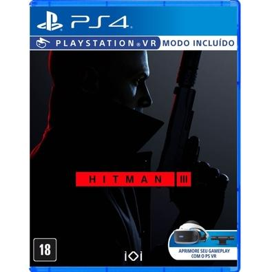 Jogo para PS4 Hitman 3 - Warner