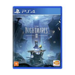 Jogo para PS4 Little Nightmare 2 - Bandai Namco