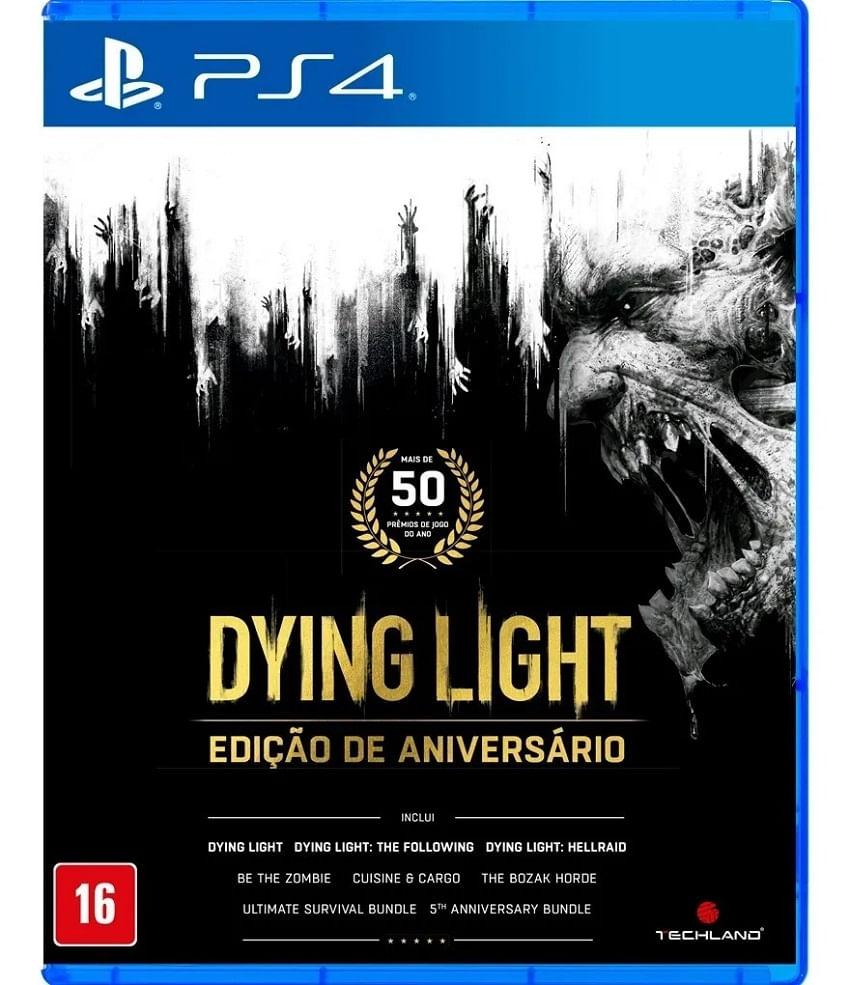 Jogo para PS4 Dying Light: Anniversary Edition - Warner