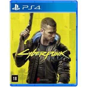 Jogo para PS4 Cyberpunk 2077 - CD Project Red