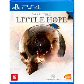 Jogo para PS4 The Dark Pictures Anthology: Little Hope - Bandai Namco
