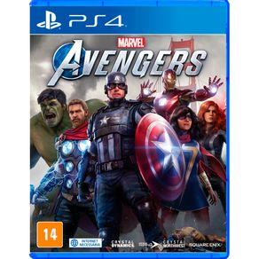 Jogo para PS4 Marvel's  Avengers - Square Enix