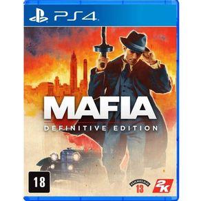 Jogo para PS4 Mafia Definitive Edition - 2K Games