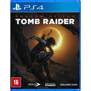 Jogo para PS4 Shadow of The Tomb Raider Definitive Edition - Square Enix