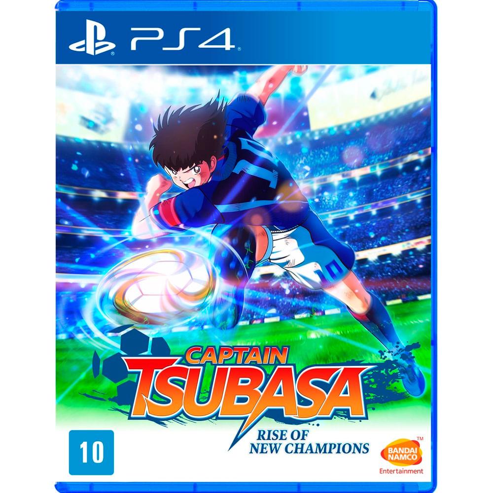 Jogo para PS4 Captain Tsubasa: Rise of New Champions - Bandai Namco