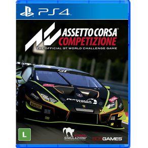 Jogo para PS4 Assetto Corsa Competizione - 505 Games