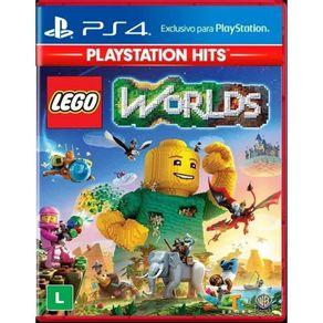 Jogo para PS4 Lego Worlds Hits - Warner