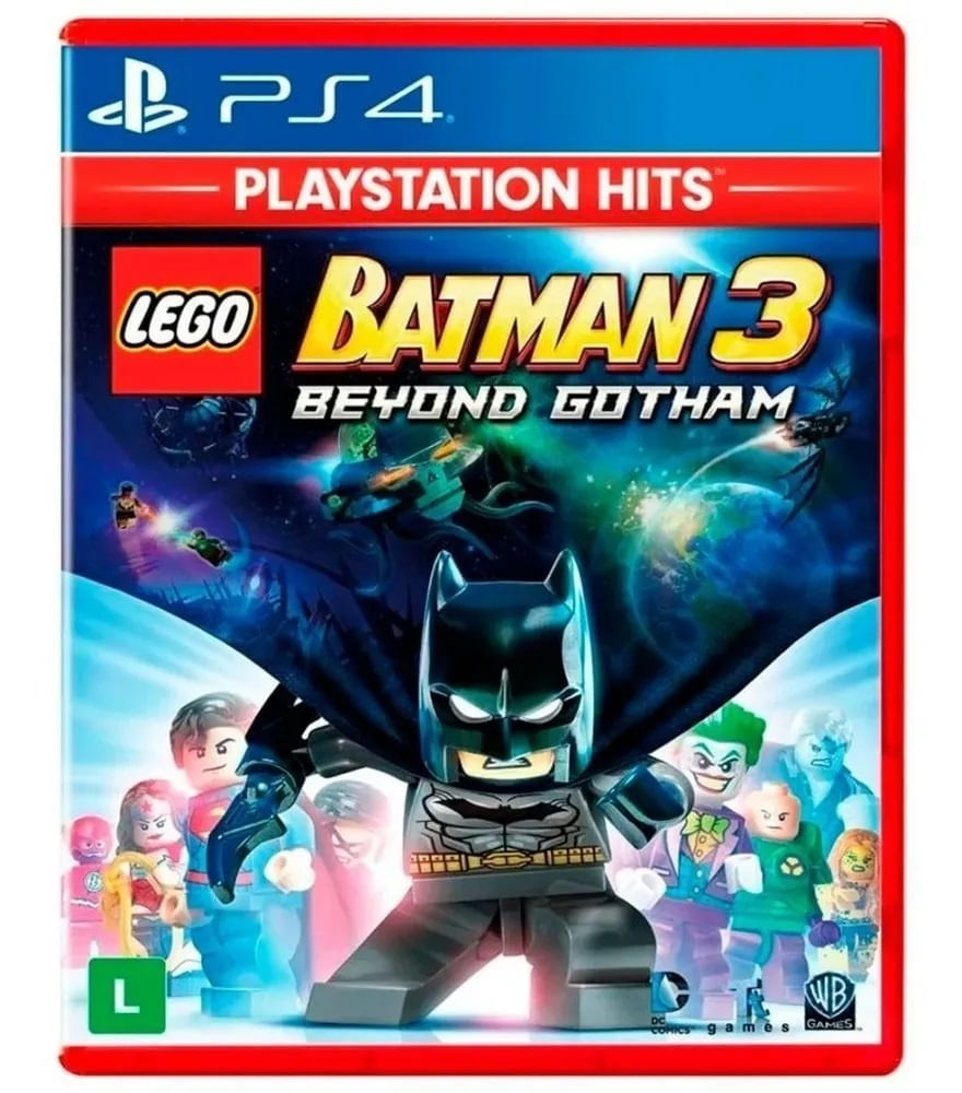 Jogo para PS4 Lego Batman 3: Beyond Gotham Hits - Warner