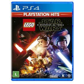 Jogo para PS4 Lego Star Wars: O Despertar da Forca Hits - Warner