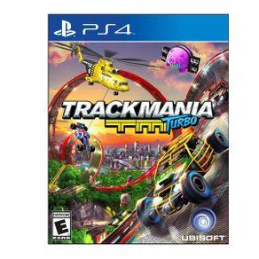 Jogos Para PS4 Trackmania Turbo - Ubisoft
