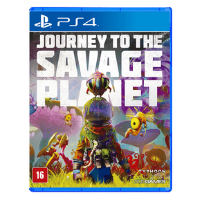 Jogo para PS4 Journey To The Savage Planet - 505 Games