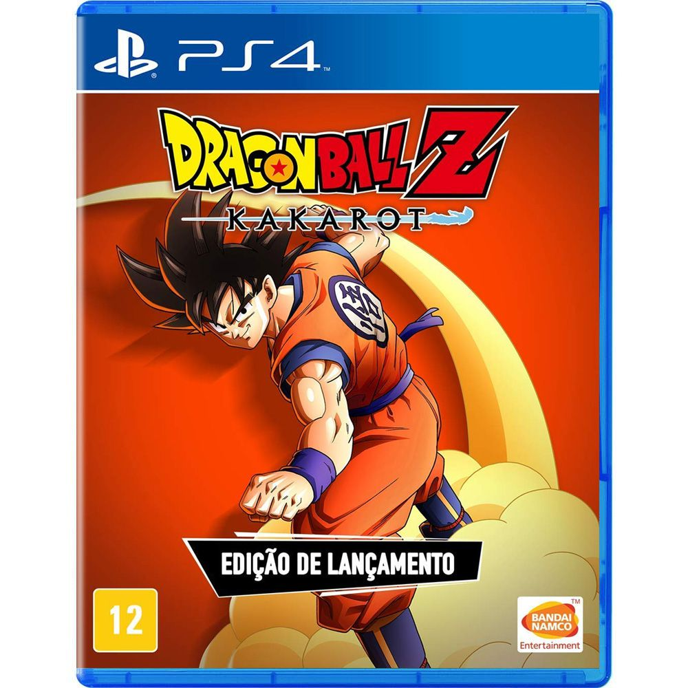Jogo para PS4 Dragon Ball Z Kakarot - Bandai Namco