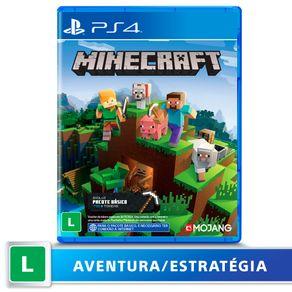 Jogo para PS4 Minecraft Starter Pack  - Mojang
