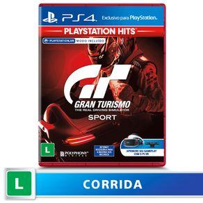Jogo para PS4 Gran Turismo Sport Hits (PSVR) - Polyphony Digital
