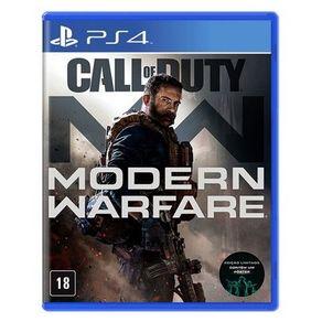 Jogo para  PS4 Call Of Duty: Modern Warfare - Activision