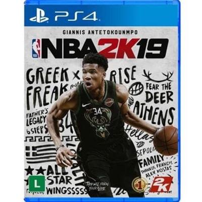 Jogo para PS4 NBA  2K19 2K Games