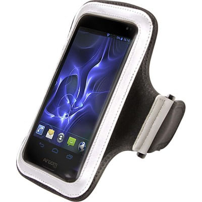 Braçadeira Universal Sport Armband para Smartphone Bra�adeira Universal Sport Armband para Smartphone