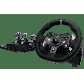 Volante para Xbox One/PC G920 Driving Force - Logitech