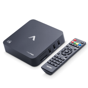 Media Player Smart Box Android 4K STV-2000 Aquario