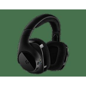 Headset Gamer Wireless G533 - Logitech