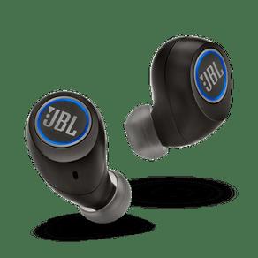 Fone de Ouvido Intra-Auricular Free X Bluetooth Preto JBL