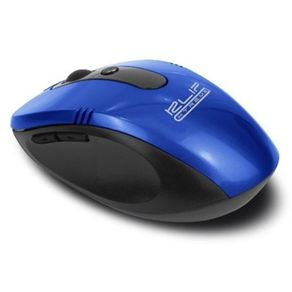 Mouse Sem Fio KMW-330BL Vector 6 Botoes Azul Klip Xtreme