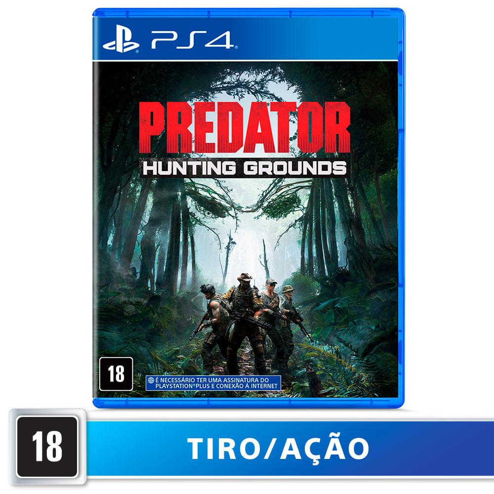 Jogo para PS4 Predator: Hunting Grounds - Sony