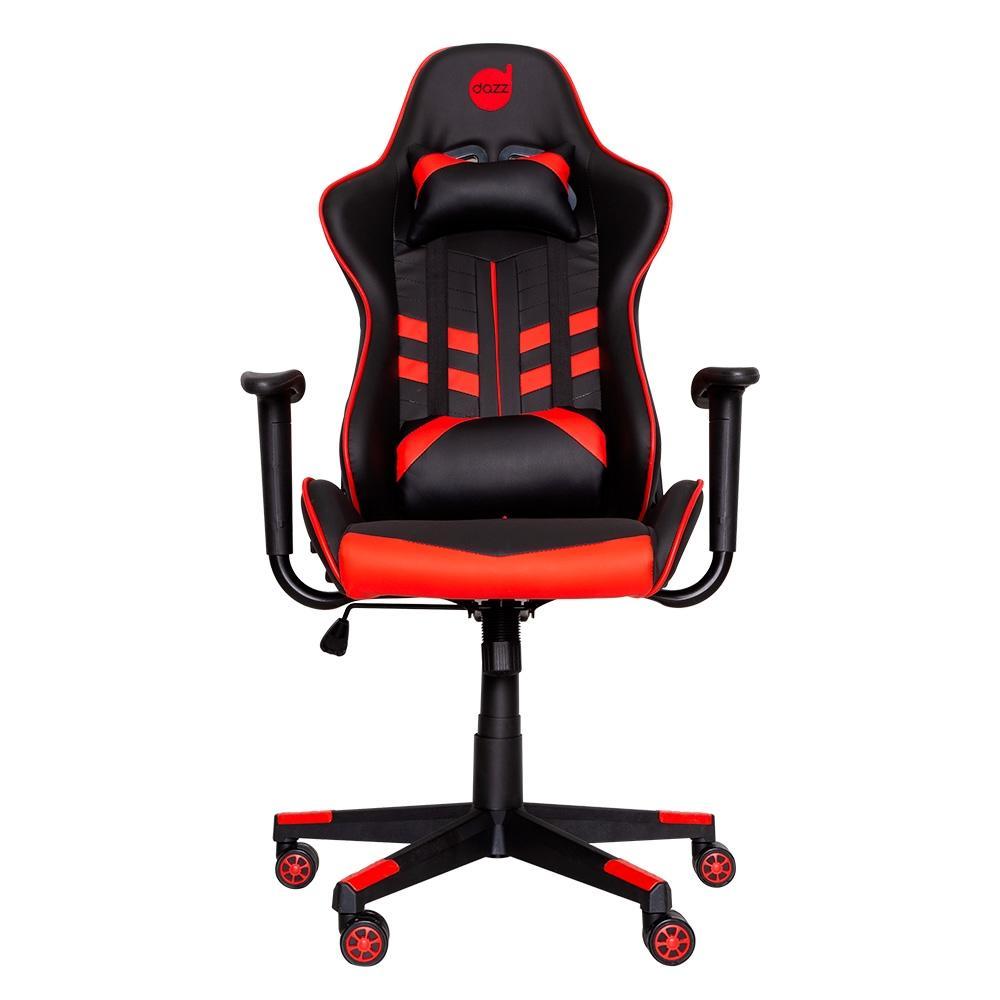 Cadeira Gamer Prime-X  Preto / Vermelho - DAZZ