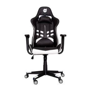 Cadeira Gamer Prime-X Preto / Branco - DAZZ