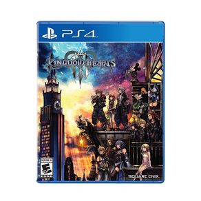 Jogo para PS4 Kingdom Hearts III - Square Enix