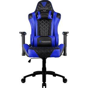 Cadeira Gamer ThunderX3 TGC12 Preto e Azul - Thunder