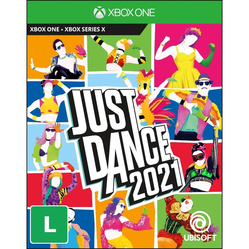 Jogo para Xbox One Just Dance 2021 - Ubisoft
