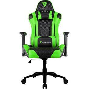 Cadeira Gamer ThunderX3 TGC12 Preto e Verde - Thunder
