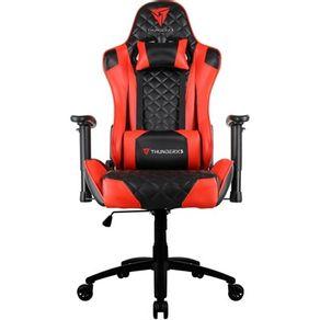 Cadeira Gamer ThunderX3 TGC12 Preto e Vermelho - Thunder