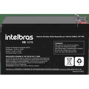 Bateria para Nobreak VRLA XB 1270 Intelbras