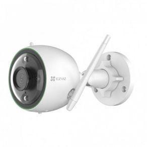 Camera Externa WIFI Full HD 1080P Visao Noturna 104 graus C13N Branca Ezviz