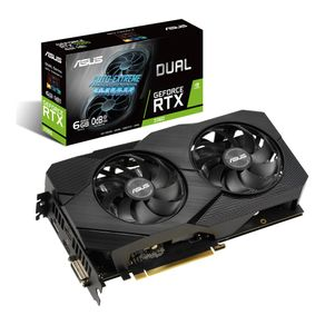 Placa de Video GeForce RTX 2060 OC 6GB GDDR6 Asus