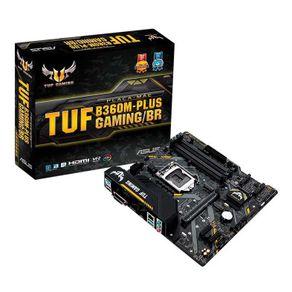 Placa Mae m-ATX para Intel LGA 1151 TUF B360M-Plus Gaming Asus