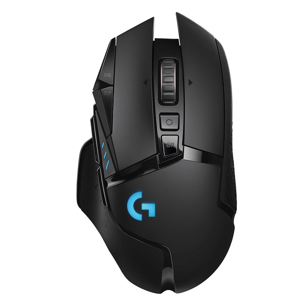 Mouse Gamer Sem Fio G502 Lightspeed Logitech G
