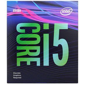 Processador  Intel Core I5-9400F (LGA 1151) 2.90 GHz 6Core BX80684I59400F Intel - Nacional