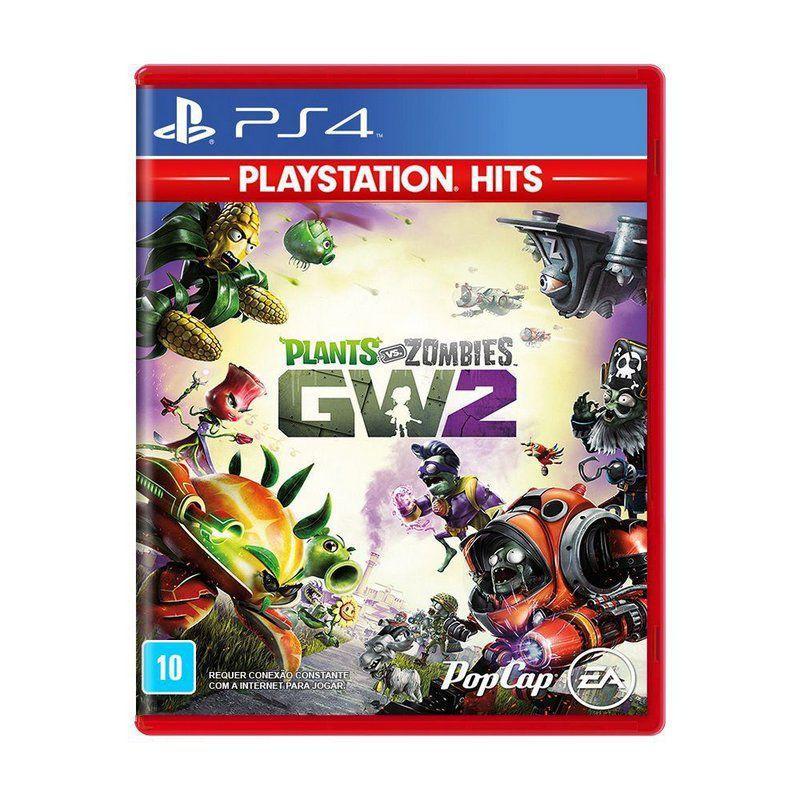 Jogo para PS4 Plants Vs Zombie: Garden Warfare 2 Hits - EA