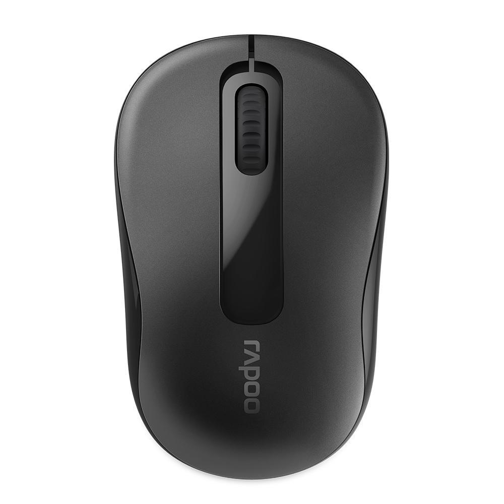 Mouse Sem Fio M10 Wireless Preto Rapoo